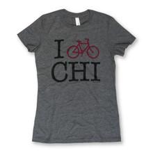 I Bike Chi Tee - Women's