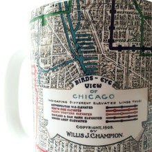 Elevated Railways Coffee Mug