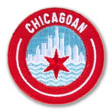 Chicagoan Survivor Patch
