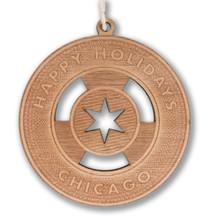 CTA Token Wood Ornament
