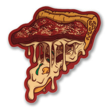 Killer Pizza Sticker