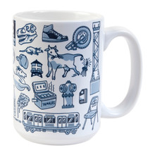 Chicago Icons Mug