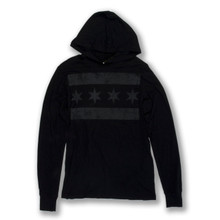 Greyscale Flag Jersey Pullover - Unisex