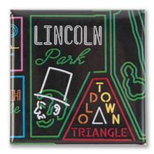 Lincoln Park Neighborhood Magnet