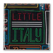 Little Italy Neighborhood Magnet