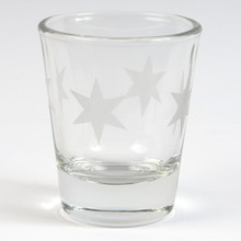 Chicago Stars Shot Glass