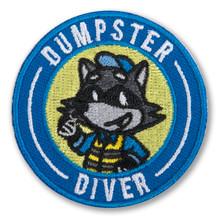 Dumpster Diver Survivor Patch