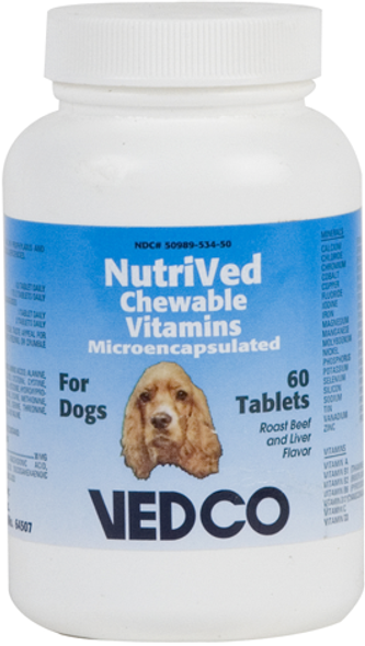 nutrived chewable vitamins