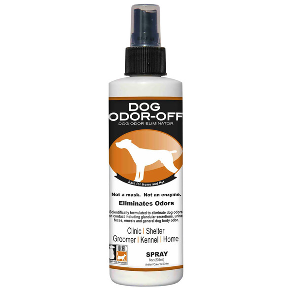 dog odor off spray