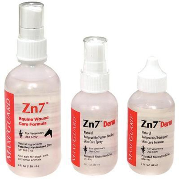 zn7 derm sprays