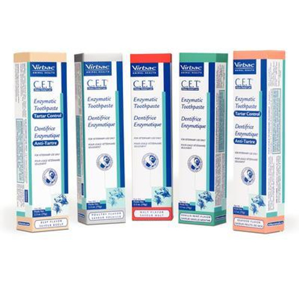 cet enzymatic toothpaste