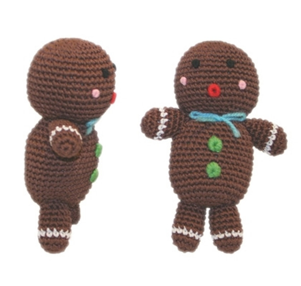 mirage gingerbread man
