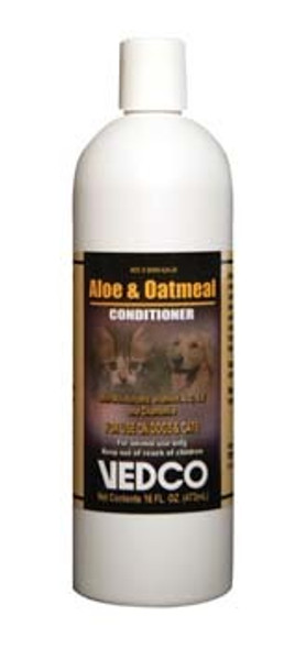 vedco aloe oatmeal condnitioner