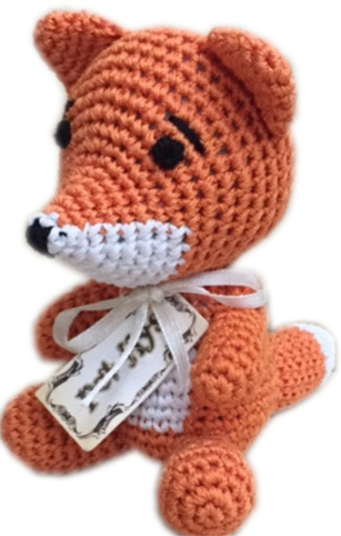 knit knacks fox