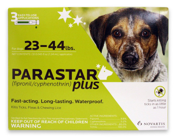 Parastar and Parastar Plus 3-Packs