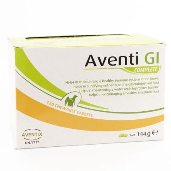 Aventi GI Complete Chewable Tablets
