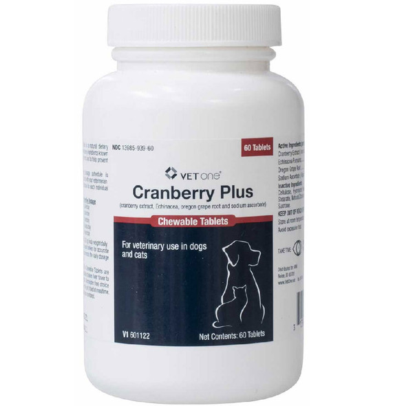 vetone cranberry plus