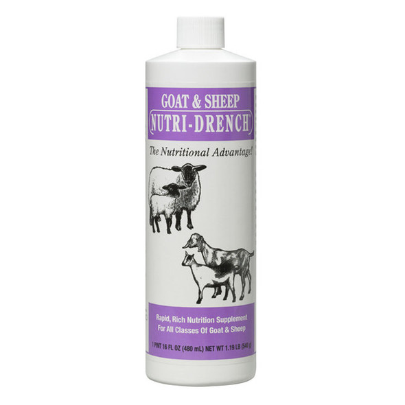 Nutri-Drench Goat and Sheep Nutritional Supplement