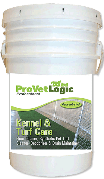 Kennel and Turf Care Enzymatic Floor Cleaner