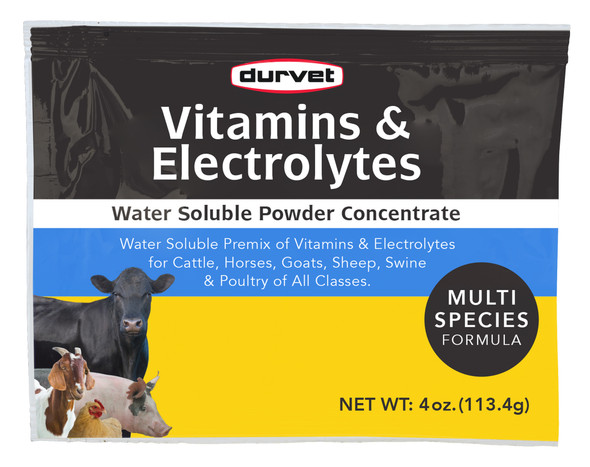vitamins electrolytes concentrate