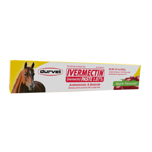 Ivermectin Paste, Anthelmintic and Boticide