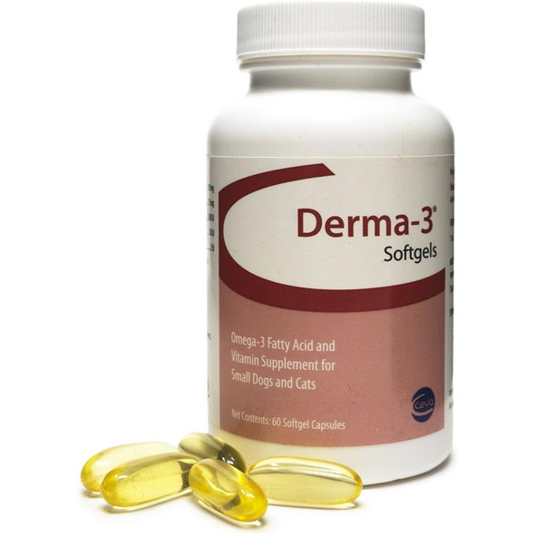 Derma-3 Softgels