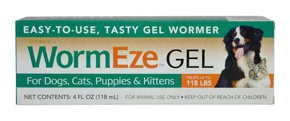 wormeze gel