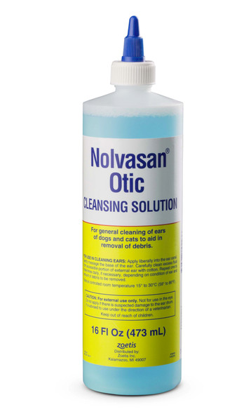 Nolvasan Otic Cleansing Solution (16oz.)