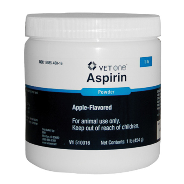 vetone apple aspirin