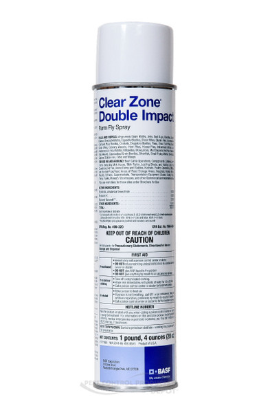 clear zone spray