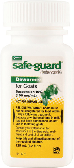 safeguard goat