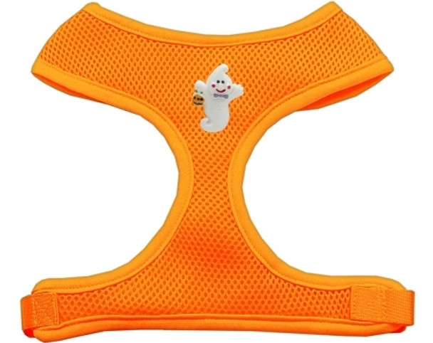 Ghost Chipper Soft Halloween Harnesses