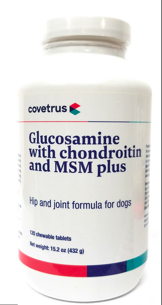 Glucosamine Tablets with Chondroitin and MSM Plus