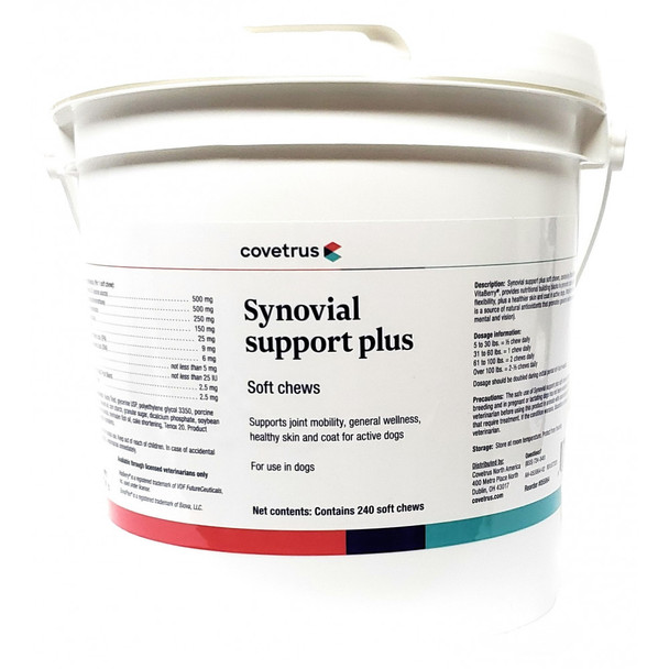 SYNOVIAL SUPPORT PLUS COVETRUS 240CT