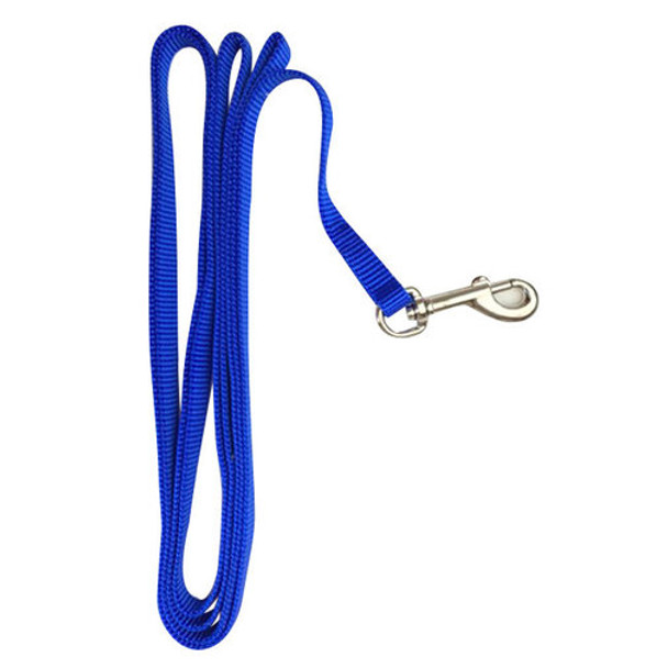 valhoma chicken leash blue