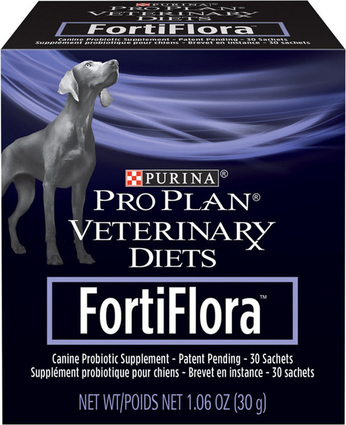 fortiflora canine