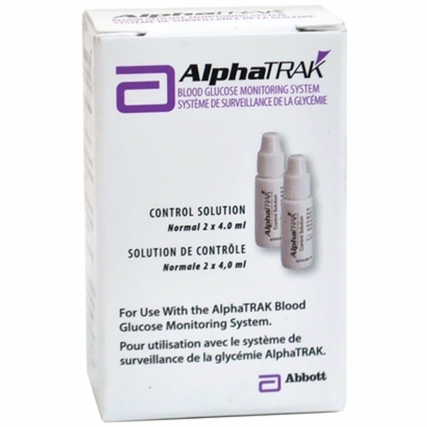 alphatrak control solution