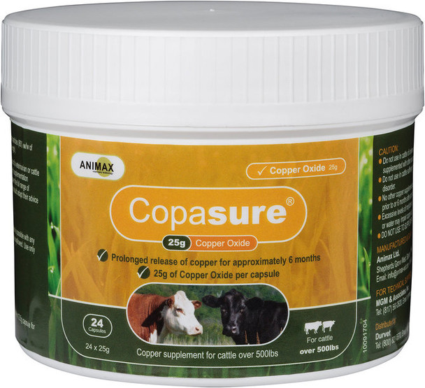 Copasure for Cattle