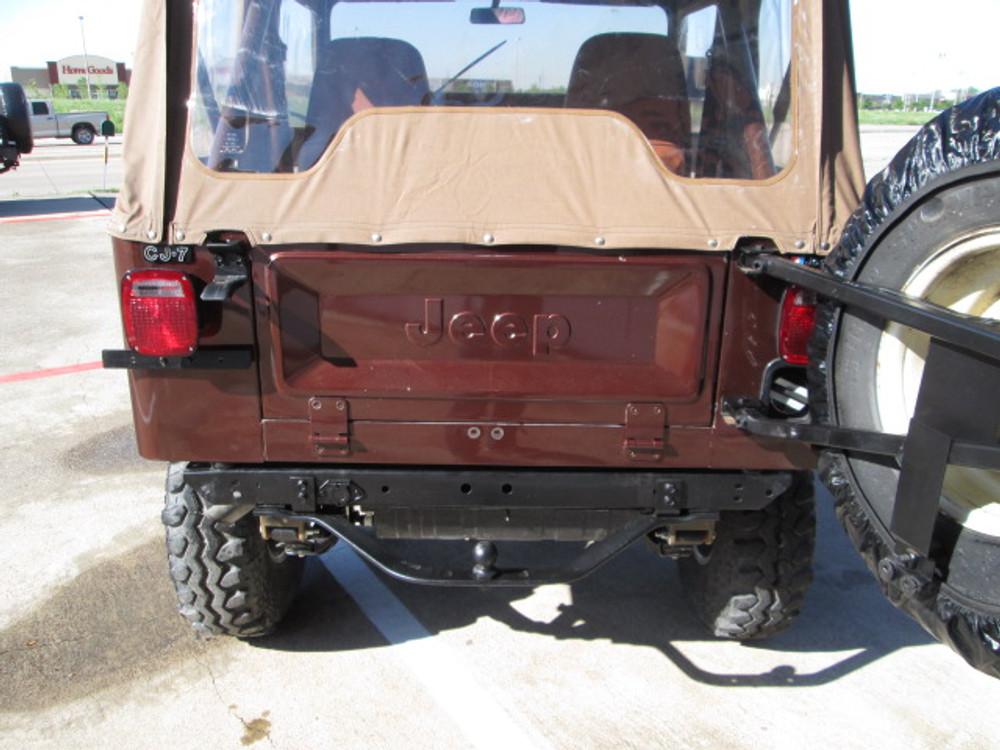 ... SOLD 1983 Jeep CJ-7 Chestnut Brown Metallic 4x4 Stock# 003469 ...