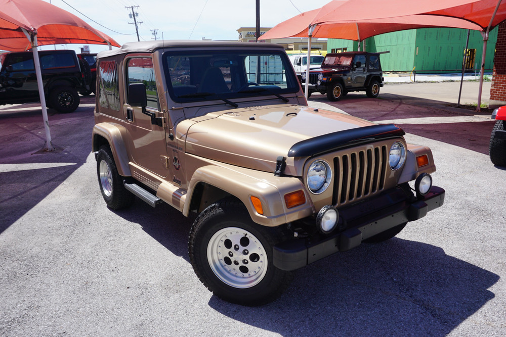 1999 jeep wrangler sahara service manual
