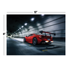 488 Ferrari Challenge Matboard Limited Edition Print (Unsigned or Signed by Dennis Collins)