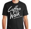 Coffee Walk Short Sleeve T-Shirt (Black)