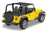 Bestop Bikini Tops Jeep Parts
