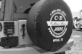 Jeep Parts  Tire Cover