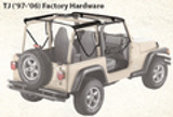 TJ Soft Top Parts
