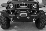 Bumpers Jeep Parts
