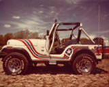 '73 Super Jeep CJ5