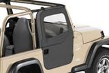 Soft Doors Jeep Parts CB Jeep