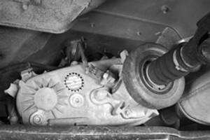 Jeep Parts  Transfer Case