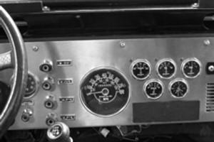 Jeep Parts  Interior Dash